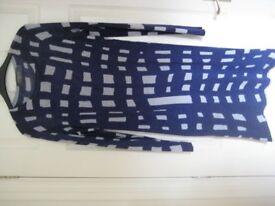 'COERCION' DRESS - SIZE 12
