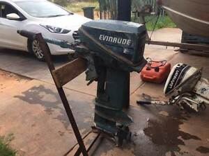 Evinrude 15 hp Outboard Broome Broome City Preview