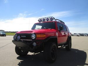 2012 Toyota FJ Cruiser LIFTED
