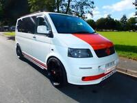 2003 53'reg VW TRANSPORTER 1.9 TDI **Campervan**Full Side Conversion**