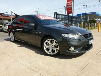 2008 Ford Falcon FG XR6T 6 Speed Auto Seq Sportshift Sedan Deer Park Brimbank Area Preview