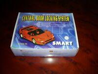 SMART Car 2 Remote Central Kit Door Lock Vehicle Keyless Entry System