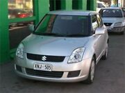 2007 Suzuki Swift RS415 Silver 5 Speed Manual Hatchback Nailsworth Prospect Area Preview