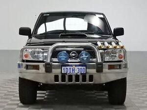 2010 Nissan Navara D22 MY08 ST-R (4x4) 5 Speed Manual Dual Cab Pick-up East Rockingham Rockingham Area Preview