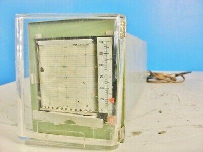 Honeywell Strip Chart Recorder