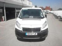 Peugeot Expert L2H1 1200 1.6 Hdi 90 H1 Van DIESEL MANUAL WHITE (2014)