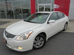 2010 NISSAN ALTIMA 2.5 S LUXURY PKG ALLOYS PWR SEAT S-ROOF FULL