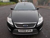 FORD MONDEO 2.0 140 TITANIUM X 5 DOOR HATCHBACK 58 REG,, NEW SHAPE, MOT NOVEMBER 2018