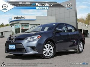2014 Toyota Corolla - NO ACCIDENTS - 4 NEW TIRES-