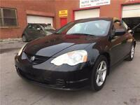 ***2004 ACURA RSX***/4CYL./COUPE/AUTO/A.C/SUNROOF/CUIR