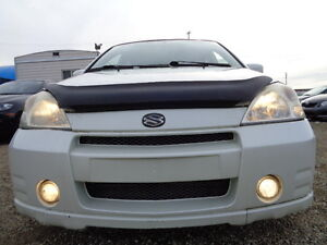 2004 Suzuki Aerio SX SPORT--- AWD---ONE OWNER---ONLY 126,000KM