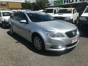 2014 Holden Commodore VF MY14 EVOKE Silver 6 Speed Auto Active Select Wagon Winnellie Darwin City Preview