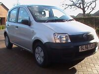 FIAT PANDA 1.1 5 DR GREY LOW INSURANCE MOT 1 YEAR CLICK ONTO VIDEO LINK FOR MORE INFORMATION ON CAR