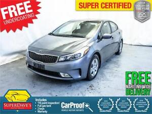 2017 Kia Forte LX Plus *Warranty* $101.34 Bi-Weekly OAC