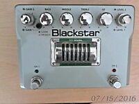 Blackstar HT duel valve overdrive pedal