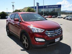 2014 Hyundai Santa Fe Sport 2.4 Premium 4dr All-wheel Drive
