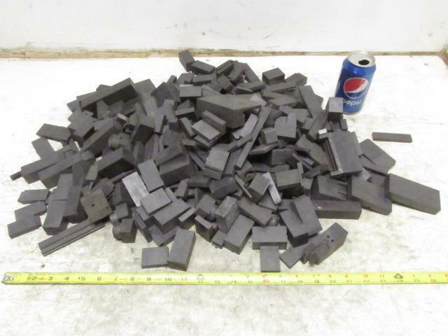 Carbon Graphite Scrap Pieces Mold Material 30 Lbs Various Shapes EDM Machine