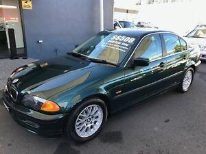 2000 BMW 325I E46 Executive Green 5 Speed Sports Automatic Sedan Batemans Bay Eurobodalla Area Preview