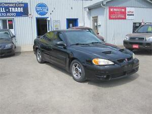 2004 Pontiac Grand Am GT|RAM AIR|SUNROOF|AS TRADED