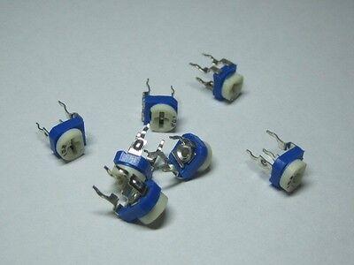 Variable Resistors Potentiometer 15 Value Assorted 100 Ohm 1m Ohm Kit 150pcs