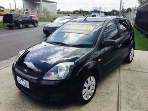 2008 Ford Fiesta WQ LX 4 Speed Automatic Hatchback Brooklyn Brimbank Area Preview