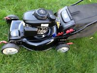 Craftsman Honda 5.5HP Self Propelled gas mower