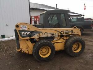2004 GEHL 7810 SKID STEER LOADER