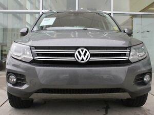 2012 Volkswagen Tiguan S 4 MOTION/AWD