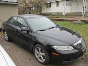 2004 Mazda Mazda6 GT