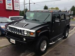2007 HUMMER H2 SUV - NAVIGTION, LEATHER, SUNROOF & MUCH MORE