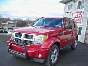 LOW MILEAGE!!! 2008 NITRO 4X4! NEW TIRES!!! LOW MILEAGE