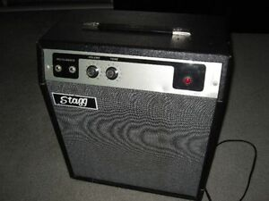 Vintage 70's Stagg Amp in Great Shape, Working London Ontario image 1
