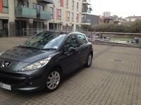 peugeot 207 for urgent sale (bargain)