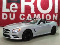 Mercedes-benz SL-Class Roadster SL550 MAGIC SKY 2013