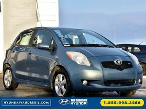 2007 Toyota Yaris RS MAN A/C GR ELECT MAGS