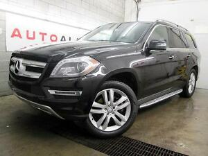 2014 Mercedes GL350 BlueTEC 7 PASSAGER NAVI HARMAN KARDON 3 TOIT