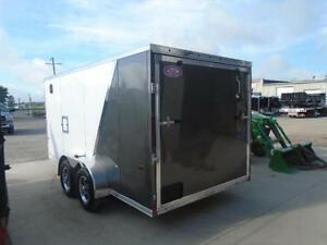 YOUR LOWEST PRICED DELUXE SLED TRAILER/ALL PURPOSE 7X19' London Ontario image 3