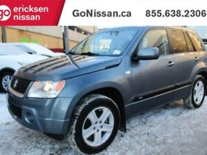 2007 Suzuki Grand Vitara JX: ***$87 BI-WEEKLY*** LEATHER, 4X4, S