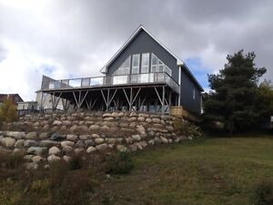 Home with million dollar view located in Clarenville!