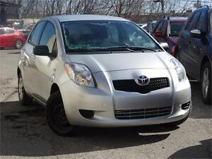 2007 Toyota Yaris LE with safety and e-tested