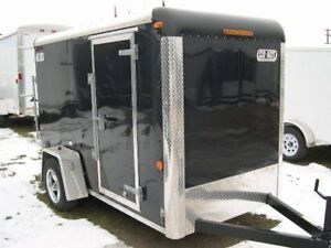 2005 CARMATE Enclosed Trailer