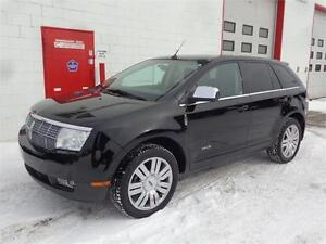 2008 Lincoln MKX AWD ~ One owner ~ Nav ~ Bluetooth ~ $10900