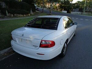 2002 Holden Commodore VX II Executive White 4 Speed Automatic Sedan Chermside Brisbane North East Preview