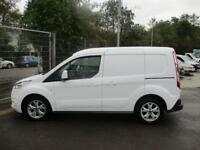 2016 66 FORD TRANSIT CONNECT 200 L1 SWB LIMITED DIESEL