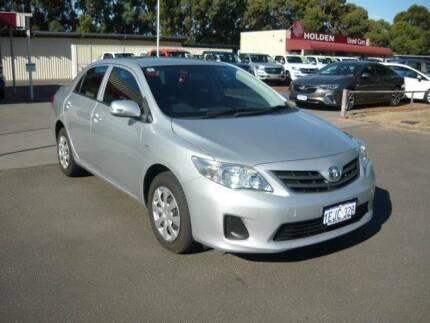 2013 Toyota Corolla Sedan Collie Collie Area Preview