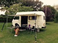 VWLT Deisel camper