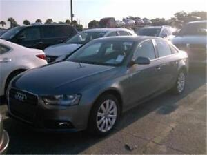2014 Audi A4 AWD! ONLY 27432 MILES!