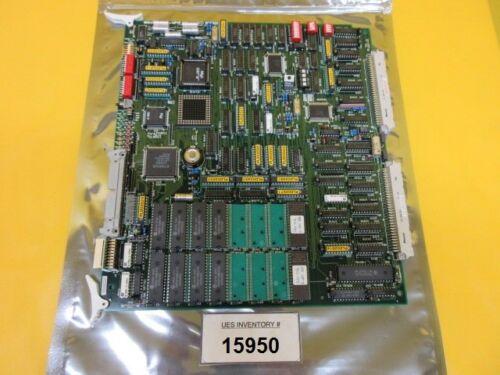 Nikon 4s015-046h Processor Control Card Pcb Nk386sx Nsr-s202a System Used