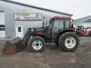 Valtra Valmet 700 Tracteur 4x4 Pas de Taxes