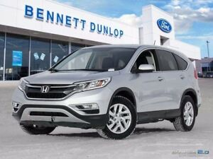 2015 Honda CR-V EX-L-AWD-Moon Roof-Heated Leather Seats-Backup C